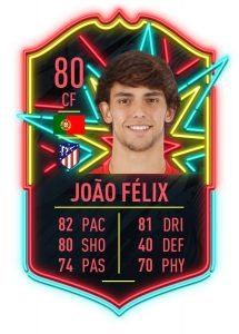 Joao Felix Ones to Watch FIFA 20