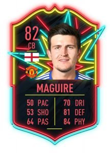 Maguire Ones to Watch FIFA 20