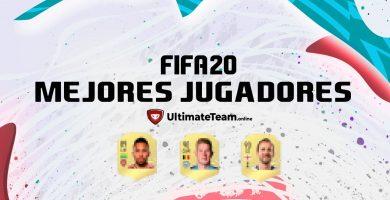 Mejores Jugadores FUT 20