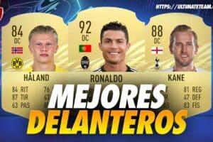 Mejores Delanteros FIFA 21