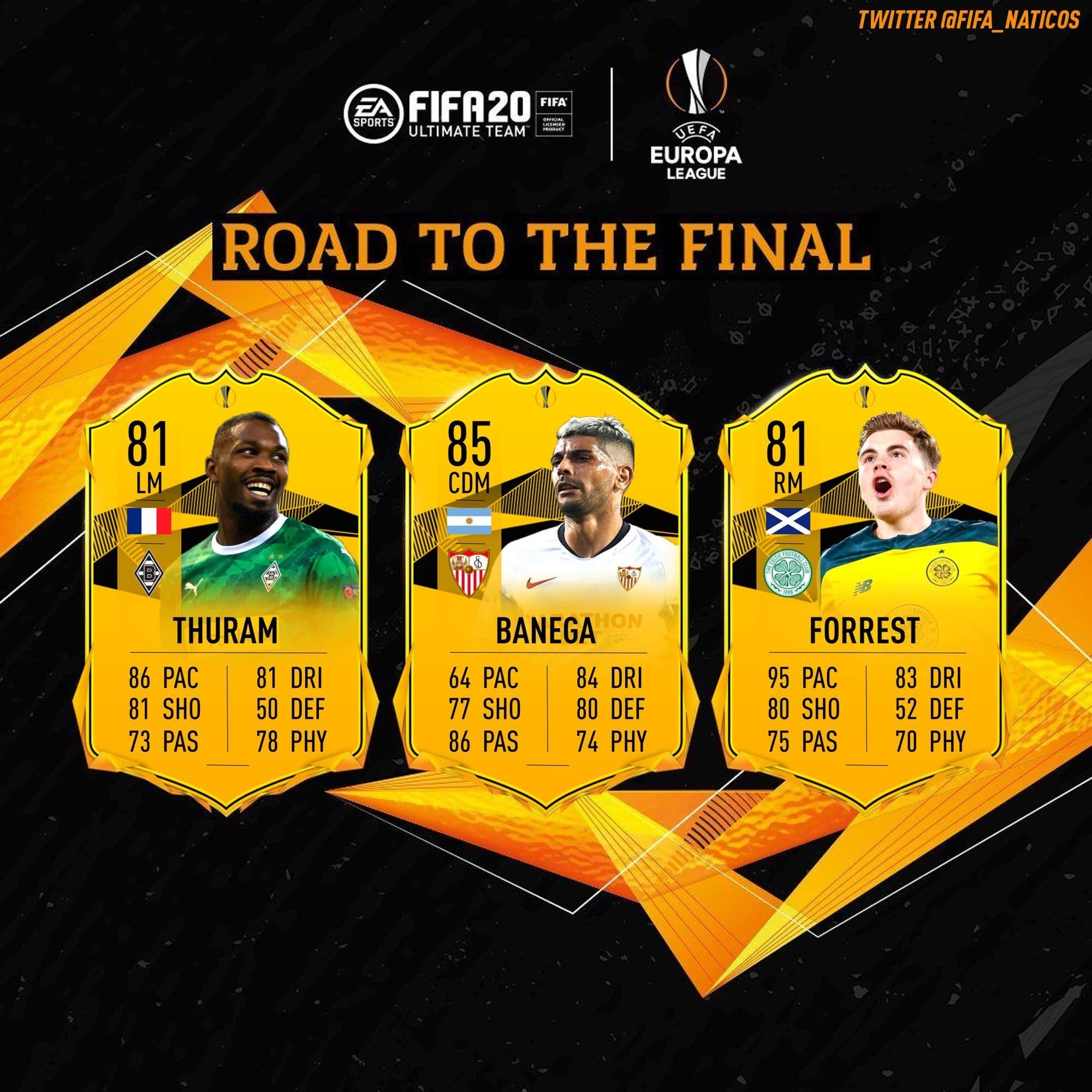 Prediccion DCP Rumbo a la Final UEL FIFA 20