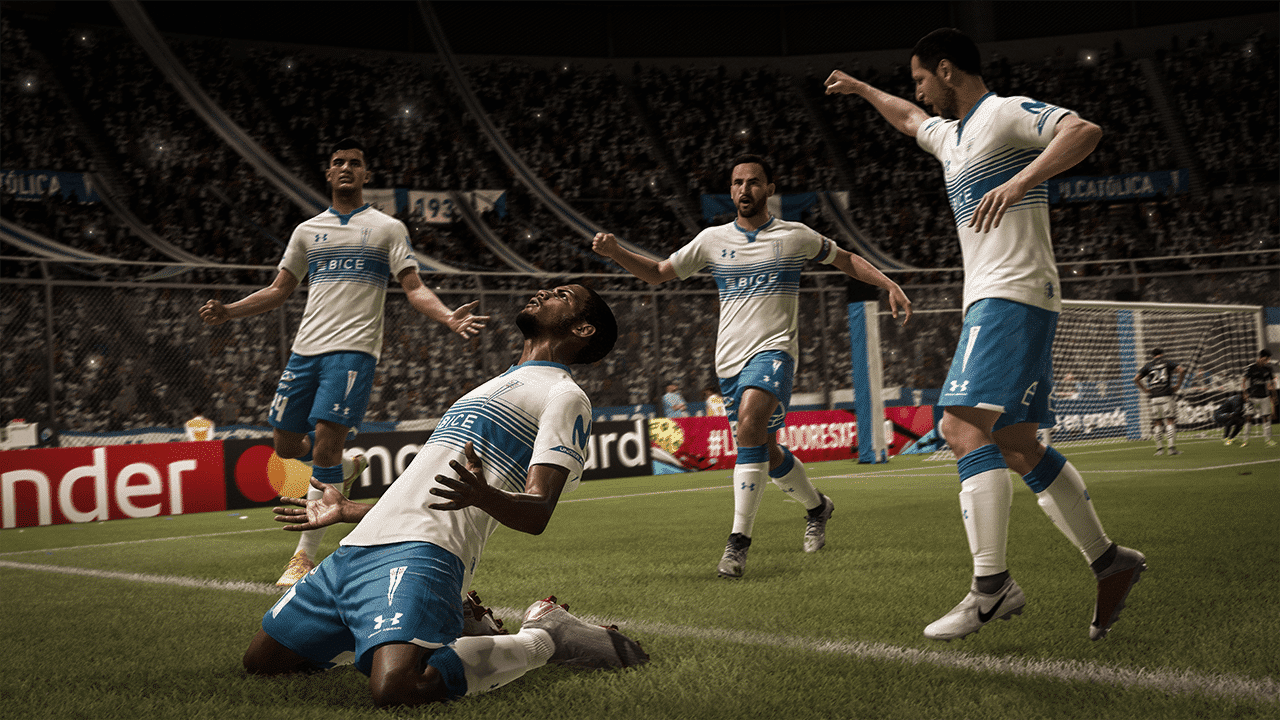 Universidad Catolica FIFA 20