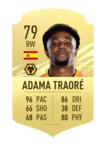 Adama Traore FIFA 21