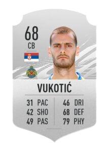 Aleksander Vukotic FIFA 21