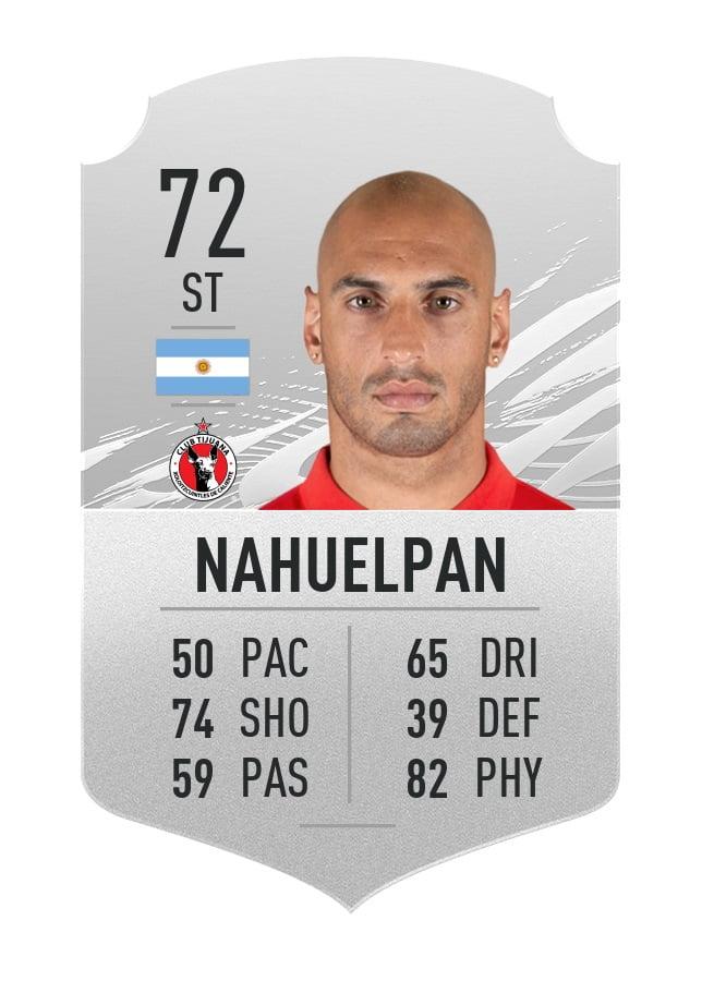 Ariel Nahuelpan FIFA 21