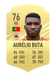 Aurelio Buta FIFA 21