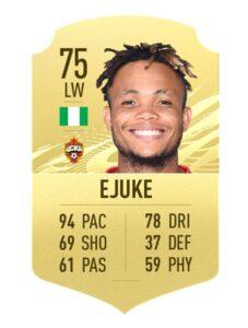 Chidera Ejuke FIFA 21