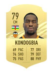 Geoffrey Kondogbia FIFA 21