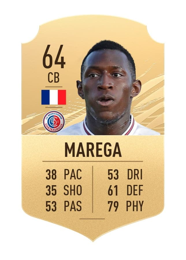 Issa Marega FIFA 21