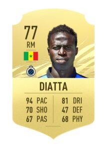 Krepin Diatta FIFA 21