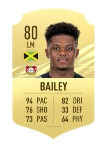 Leon Bailey FIFA 21