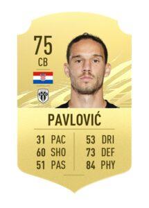 Mateo Pavlovic FIFA 21