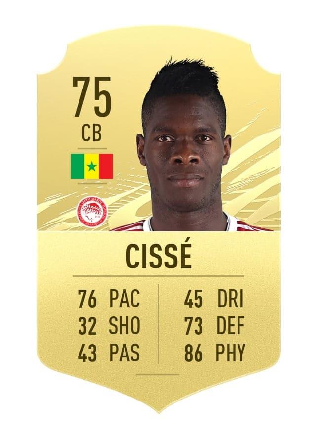 Pape Abou Cisse FIFA 21