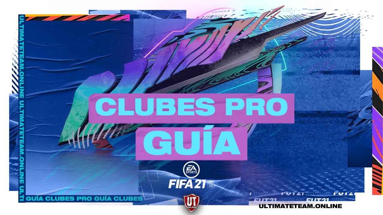 Clubes Pro FIFA 21