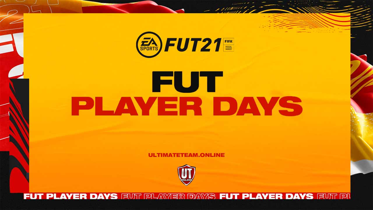 FUT Player Days FIFA 21