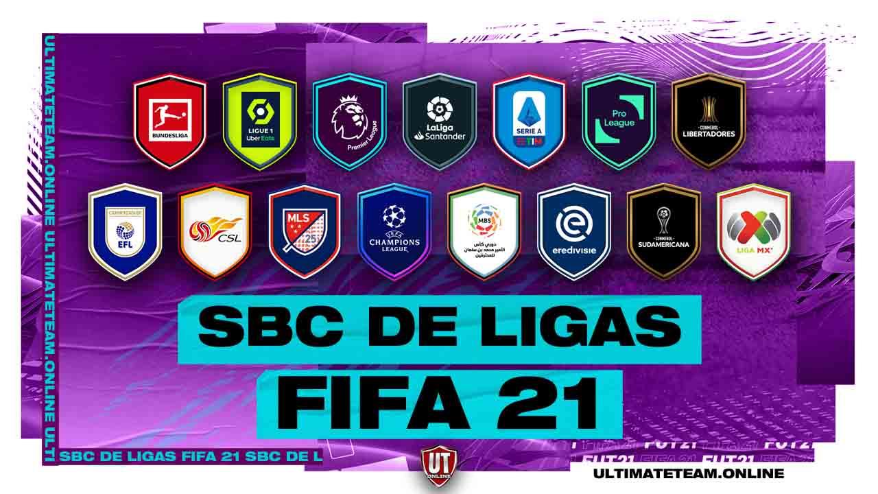 DCP Ligas FIFA 21