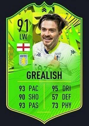 Jack Grealish Camino a la Gloria FIFA 21