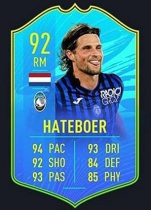 Jugador de Nacion de Holanda Festival de FUTbol FIFA 21