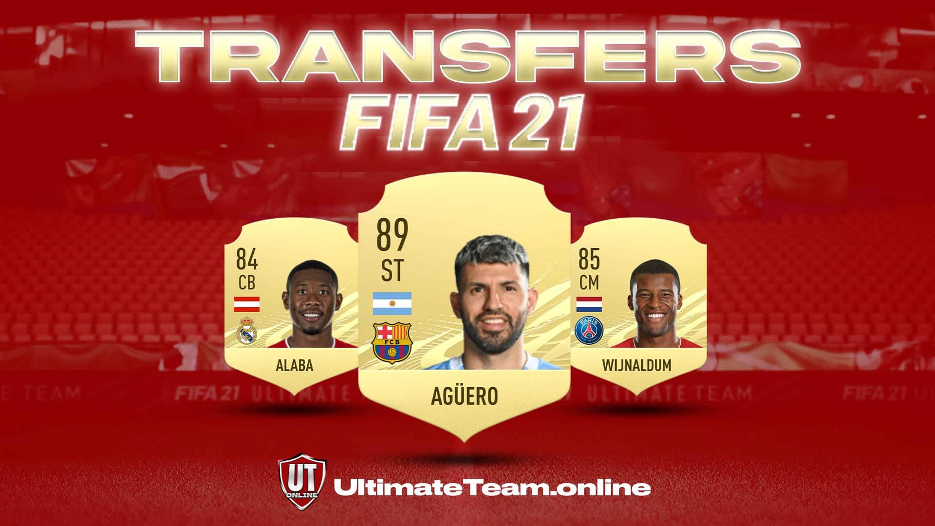 Transfers FIFA 21