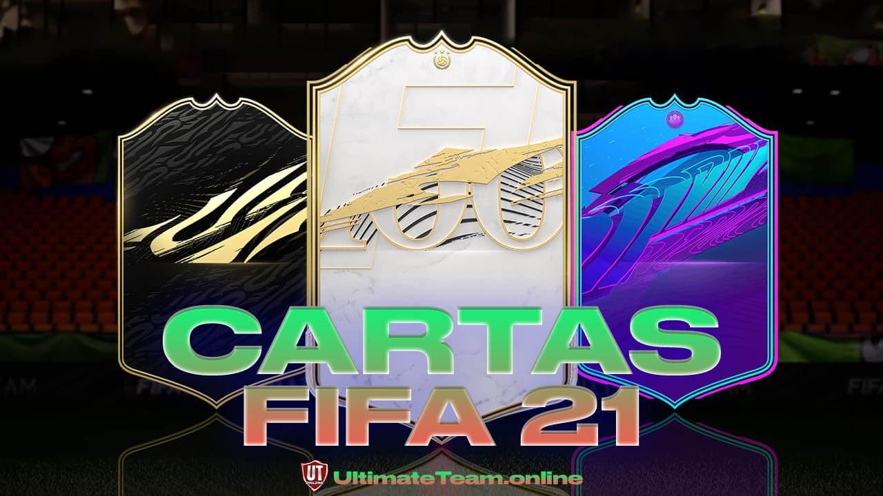 FIFA 21 Cartas