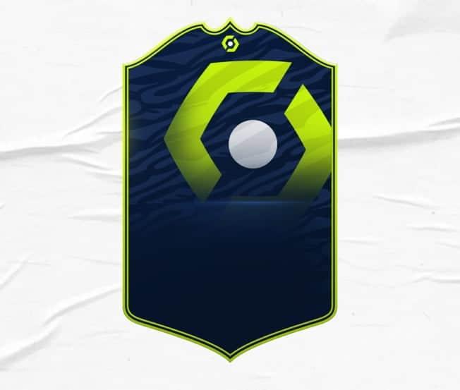 Articulos Jugador del Mes Ligue 1 FIFA 21