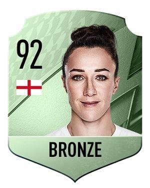 Carta Bronze FIFA 22
