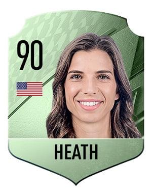 Carta Heath FIFA 22
