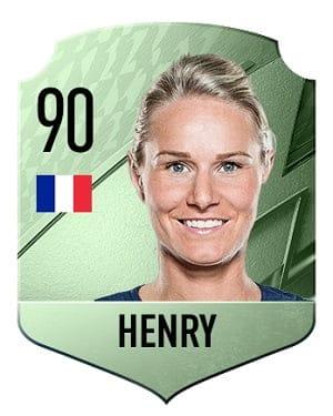 Carta Henry FIFA 22
