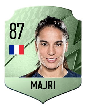 Carta Majri FIFA 22