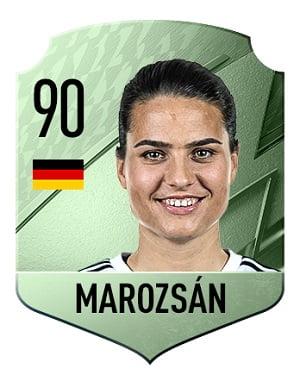 Carta Marozsan FIFA 22