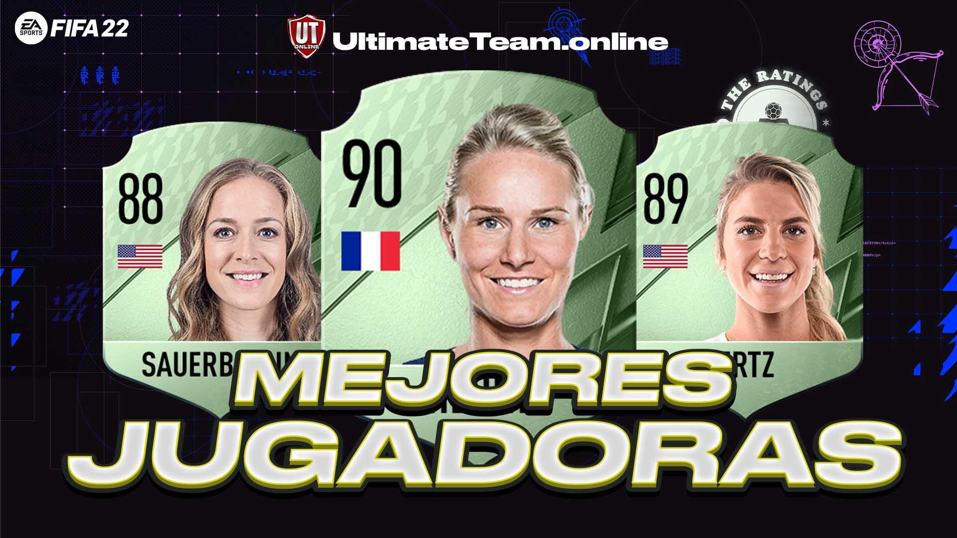 Mejores Jugadoras FIFA 22